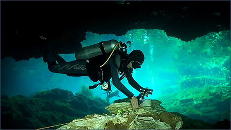 an examination of the dangers and rewards of the sport of scuba diving Bermuda's tourism industry and efforts to attract  travel market will reap rewards not only in terms of increased  diving and historic sites.
